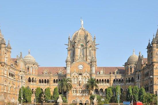 Stadtrundfahrt in Mumbai mit Felsen...