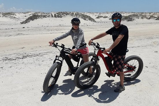 E_BIKE (FAT BIKE) TOUR AVANZADO 5...