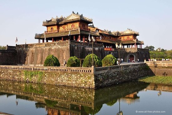 Hue Imperial City Private Tour...
