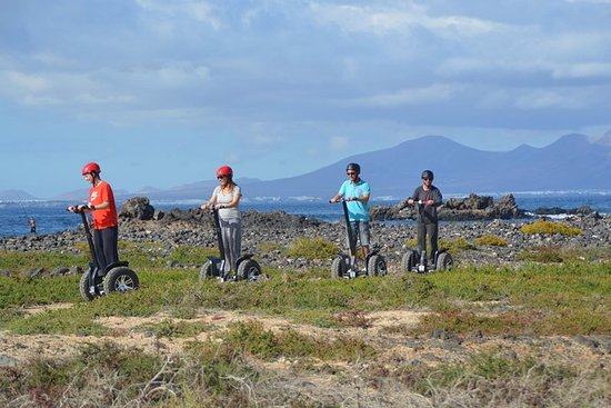 SEGWAY CORRALEJO ONE AND HALF HOUR