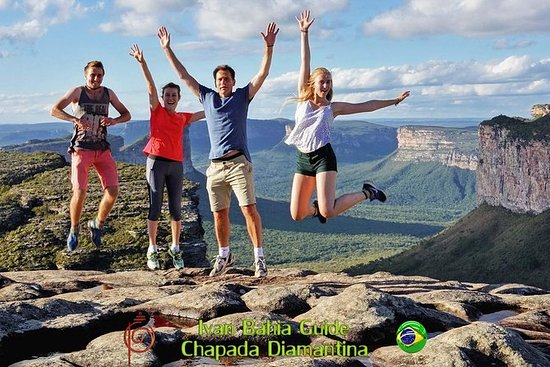 Parque Nacional da Chapada Diamantina...