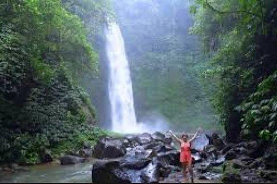 Tour privato: cascata Nungnung-Twin