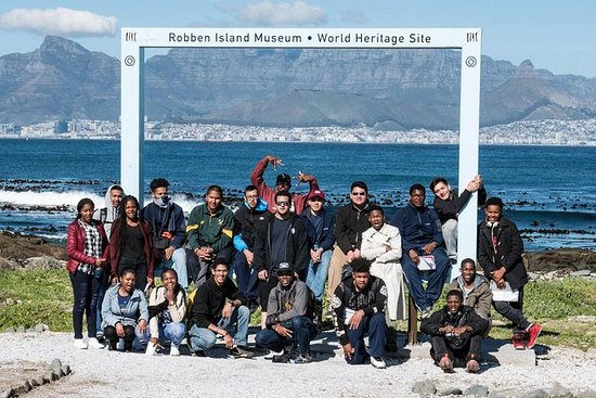 Tournée de Robben Island