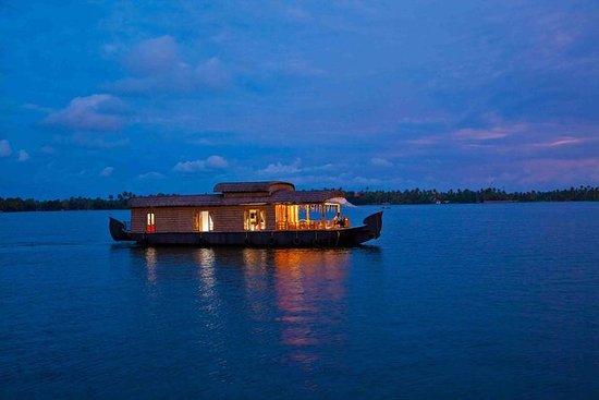 Crucero de casa flotante de lujo en...