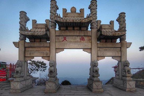 Descubre Sagrado Taian - Excursión de...
