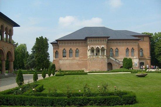 Snagov kloster og Mogosoaia Palace...