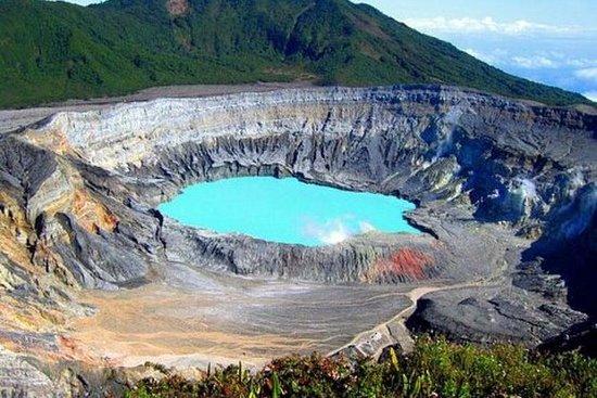 Volcán Poas y tour de un día a la...