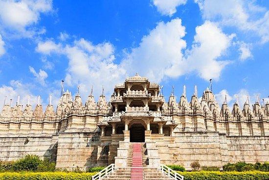 Udaipur To Ranakpur Jain Temple And...