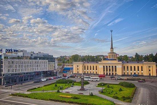 Utforsk Petrozavodsk - Karlslands...