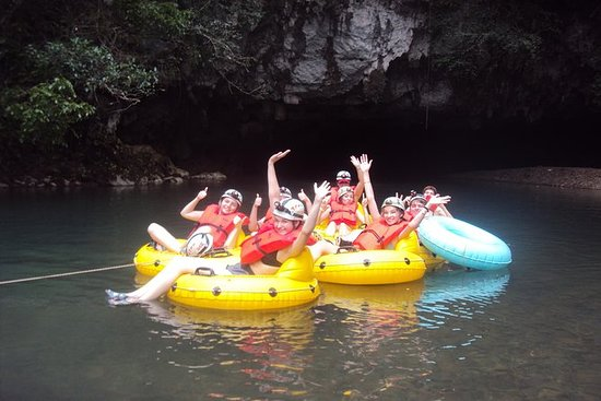 洞窟の管の冒険