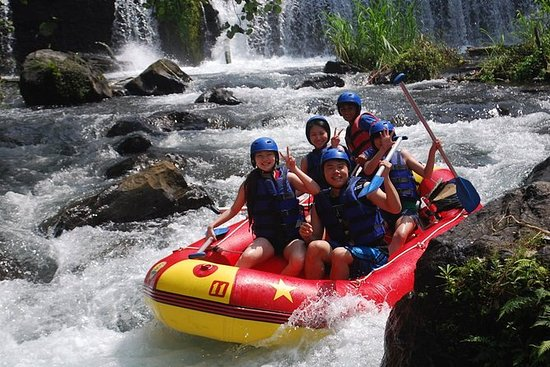 Bali Bukit Cilli Rafting