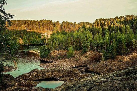 "Tour ""Ancient volcanoes of Karelia"""