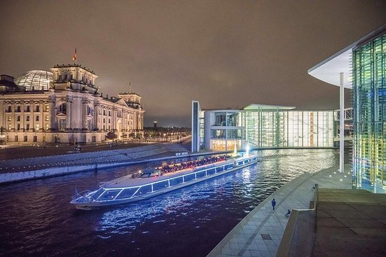 Berlin: 2-Hour Evening River Spree...