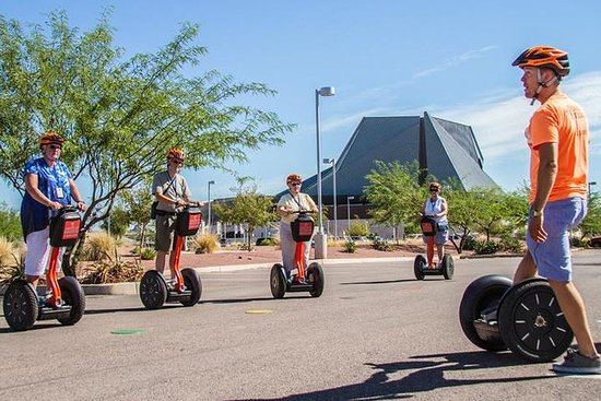 Morning Segway Tour at Tempe Town Lake