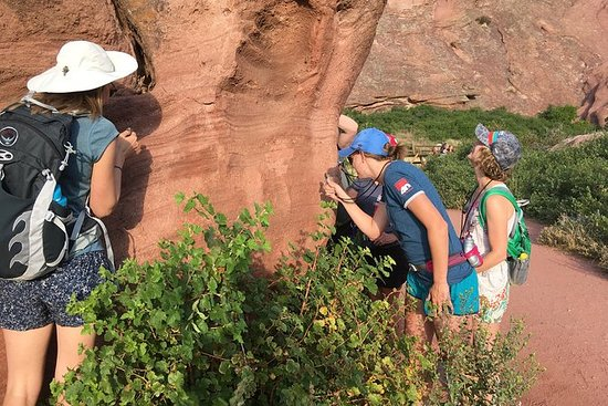Geology Hike at Red Rocks Park