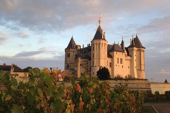 Castle of Saumur Admission Ticket