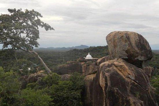 Sithulpawwa Rock Temple Tour durch...