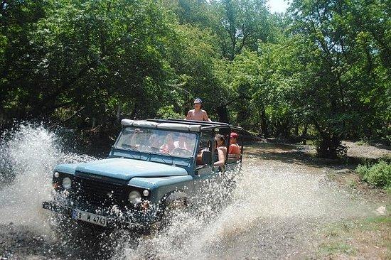 Kemer Jeep Safari - Off Road Tours