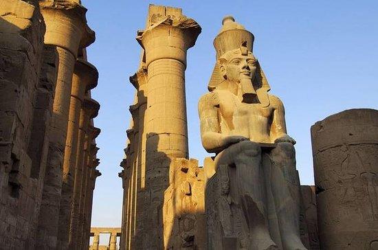 Luxor Dagstur fra Sharm El Sheikh Med...
