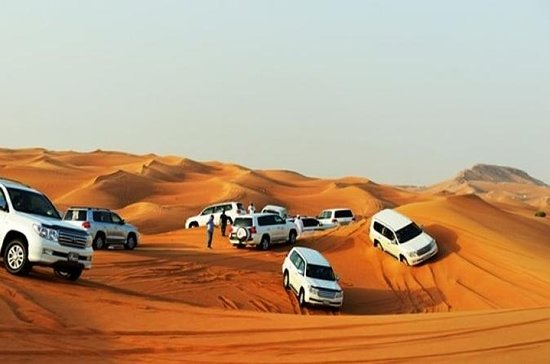 Sable rouge Dubai Desert Safari