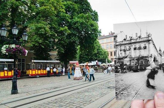 Tour a piedi di 2 ore a Lviv Memory