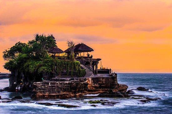 Tanah Lot Sunset und Spa Tour von Bali