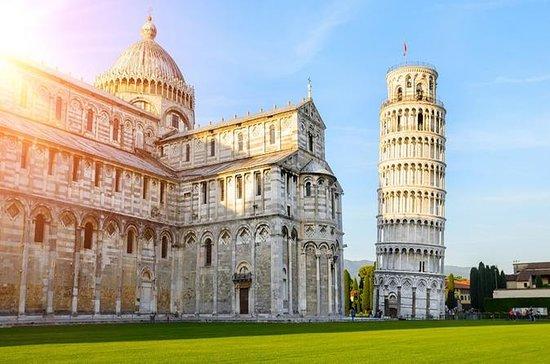 Høydepunkter av Pisa og Cinque Terre...