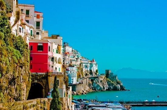 Pompeii And Amalfi Coast Cruise With...