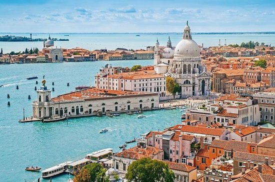 Lugares destacados de Venecia a través...