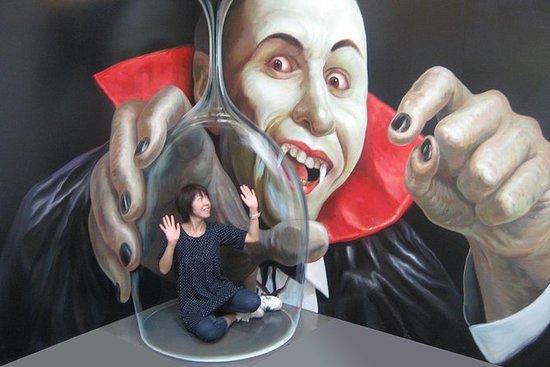 Bilhete da atração Tokyo Art Trick...
