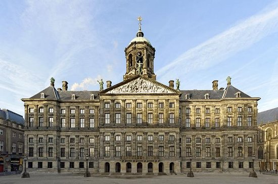 Royal Palace Amsterdam - pule o...