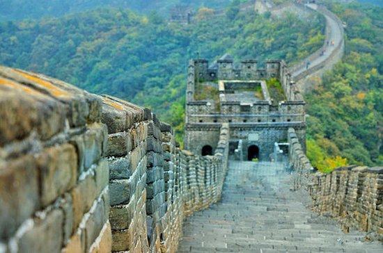 Da Pechino: Grande Muraglia del