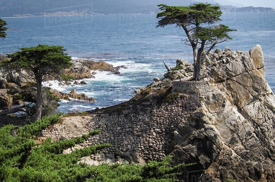 Monterey, Carmel, com 17 milhas Drive...