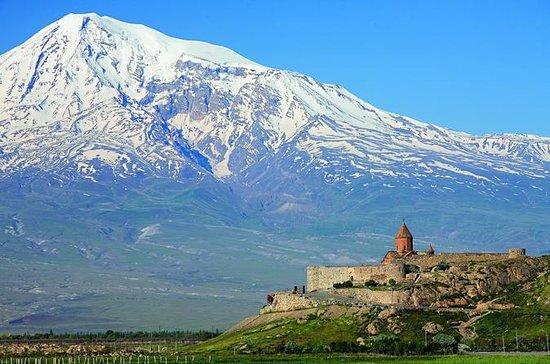Tour Privado: Khor Virap, Areni...