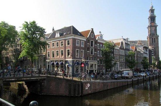 Tour privato a piedi di Amsterdam