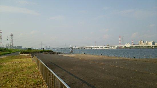 Shinsuna River Station