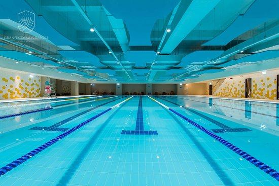 休閒會館-泳池
