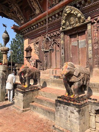 Private Kathmandu Full Day Tour - UNESCO World Heritage Sites with guide: Changu Narayan Temple