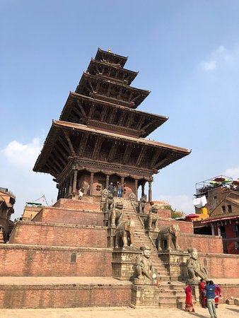Private Kathmandu Full Day Tour - UNESCO World Heritage Sites with guide: Bhaktapur