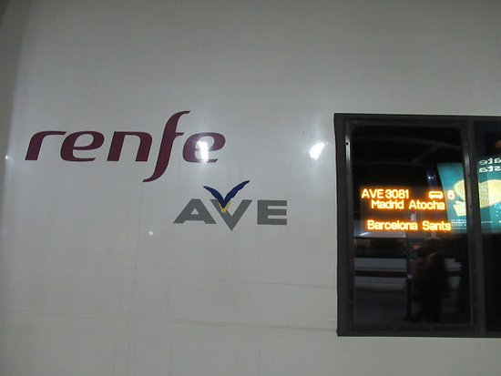 Algeciras, Spain: RENFE AVE