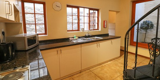 De Waterkant Village: Classic Two Bedroom Apartments - individually furnished