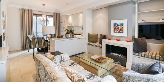 De Waterkant Village: Superior Two Bedroom Apartments - individually furnished
