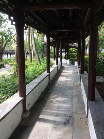 Kowloon Walled City Park: 九龍城寨公園