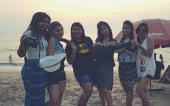 Гоа, Индия: #beachbabes