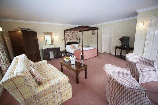 Shillingford, UK: Guest room
