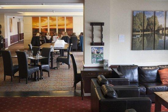 Shillingford, UK: Restaurant