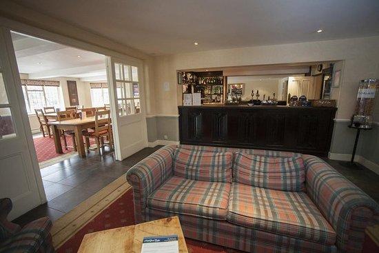 Shillingford, UK: Bar/Lounge
