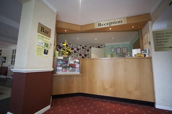 Shillingford, UK: Lobby