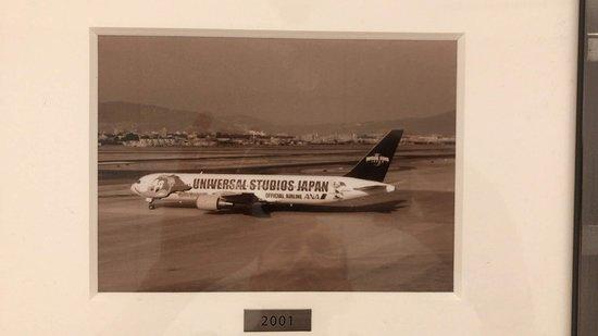ANA항공 사진