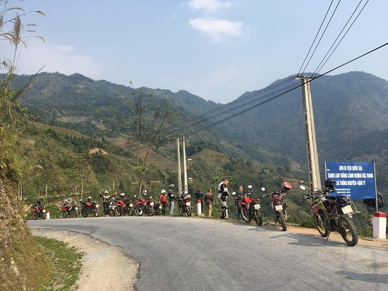 EXTREME WEST-TO-EAST VIETNAM OFFROAD MOTORBIKE TOUR This 13-day Vietnam Motorbike Tour known as the fullest & nicest Vietnam Northern Motorcycle tour starting from Hanoi to Mai Chau, Phu Yen in Son La, Than Uyen in Lai Chau, Sapa, Bac Ha, Ha Giang, Dong Van, Meo Vac, Bao Lac, Ba Be , Na Khan brings you a really special chance to experience the stunning beauties of Northern Vietnam with its many beautiful mountain passes, friendly people, and breathtaking landscapes